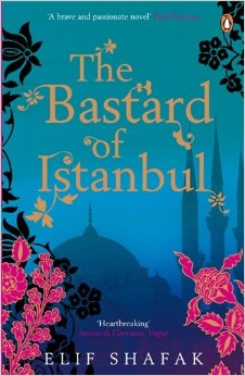 The Bastard of Istanbul book cover