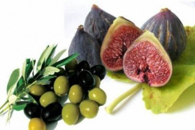Figs and olives