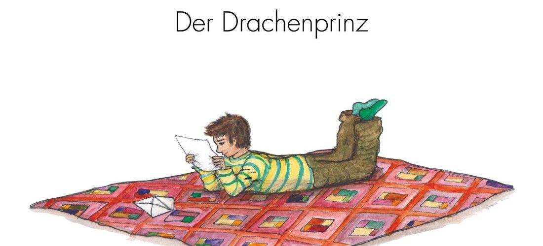 Der Drachenprinz cover by Louiza Fröbe