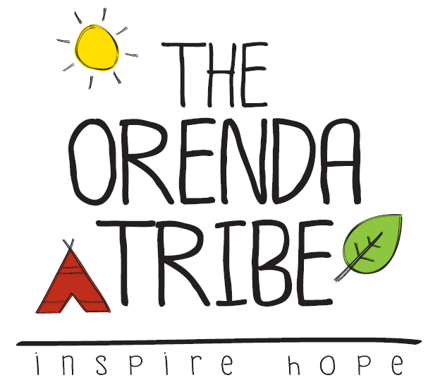 The logo Orenda Tribe