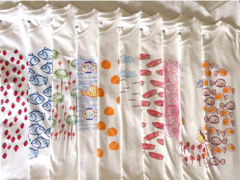 orenda tribe t-shirts